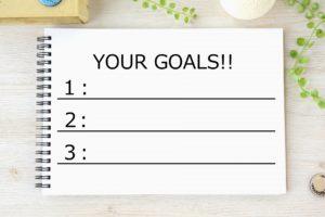 あなたの目標は?