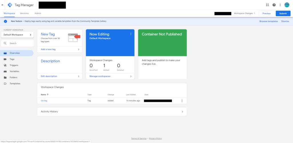 Google管理画面キャプチャ
